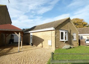 Thumbnail 2 bed bungalow for sale in Heacham, King's Lynn, Norfolk