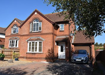 3 bed detached house for sale in Fowler Close, Exminster, Near Exeter EX6