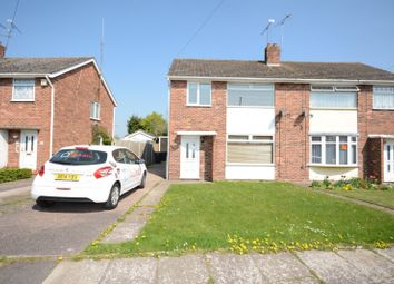 Thumbnail 3 bed terraced house to rent in Burlea Close, Crewe