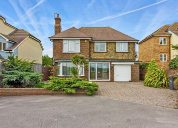 Thumbnail 4 bedroom detached house to rent in Brighton Road, Lancing