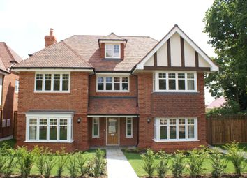 Thumbnail 6 bed detached house to rent in Wrens Hill, Oxshott