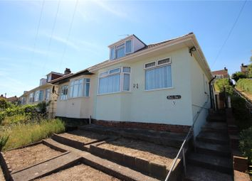 Thumbnail 3 bed semi-detached bungalow for sale in Rousham Road, Eastville, Bristol