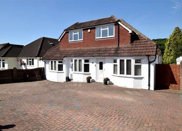 Thumbnail 4 bed bungalow for sale in Maytree Avenue, Worthing, West Sussex