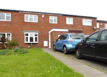 Thumbnail 3 bedroom town house for sale in Mendip Close, Dudley, West Midlands