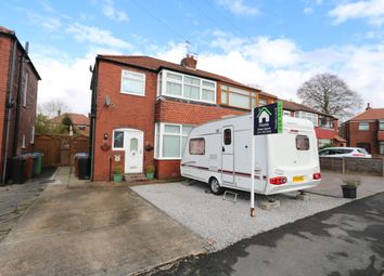 Thumbnail 3 bed semi-detached house for sale in Berkeley Close, Offerton, Stockport