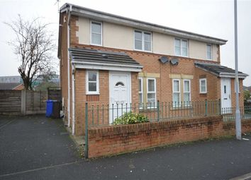 Thumbnail 3 bed semi-detached house to rent in Mapledon Road, Moston, Manchester, Greater Manchester