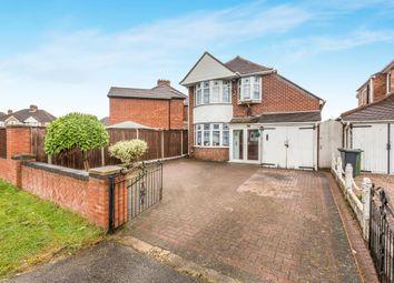 Thumbnail 3 bed detached house for sale in Manor Park Road, Castle Bromwich, Birmingham