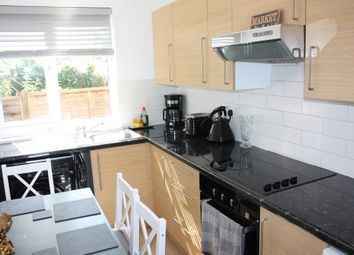 Thumbnail 1 bed flat to rent in Chettle Close, London