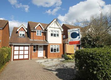 Thumbnail 4 bed detached house for sale in St Thomas Court, Tattenhoe, Milton Keynes