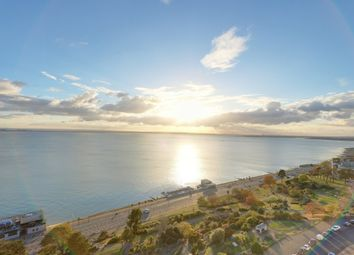 Thumbnail 2 bedroom flat for sale in Tower Court, Westcliff Parade, Westcliff-On-Sea
