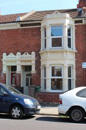 Thumbnail 4 bed terraced house to rent in Talbot Road, Southsea