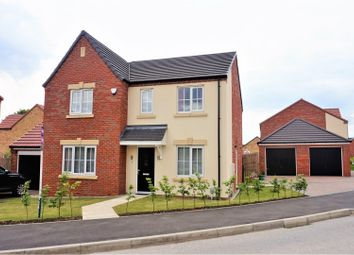 Thumbnail 4 bed detached house for sale in Chatsworth Drive, Elloughton, Brough