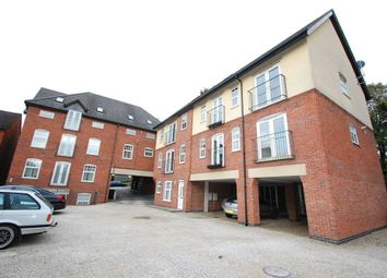 Thumbnail 2 bed flat to rent in The Sycamores, Woodville, Derbyshire