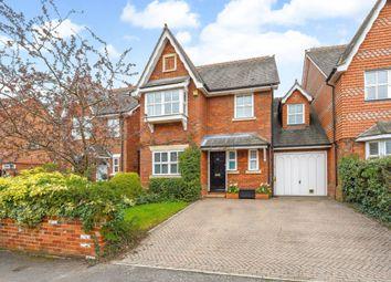 4 bed link-detached house for sale in Springfield Meadows, Weybridge, Surrey KT13