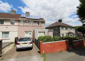Thumbnail 3 bed semi-detached house for sale in Pike Road, Efford