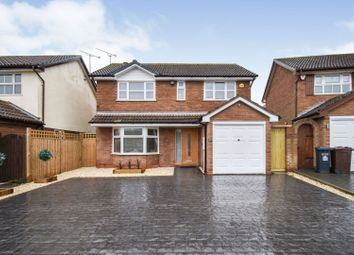 James Dawson Drive, Coventry CV5. 4 bed detached house for sale