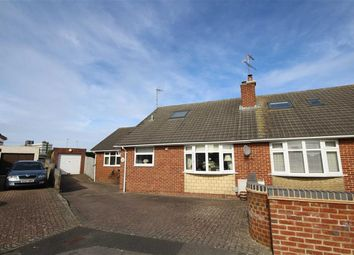 Thumbnail 4 bedroom semi-detached bungalow for sale in Ashbury Avenue, Nythe, Swindon
