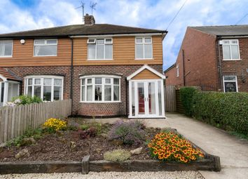 Thumbnail 3 bed semi-detached house to rent in Southwell Road West, Mansfield