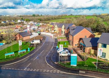 Thumbnail 4 bedroom detached house for sale in Caerwent Gardens, Off Caerleon Road, Dinas Powys
