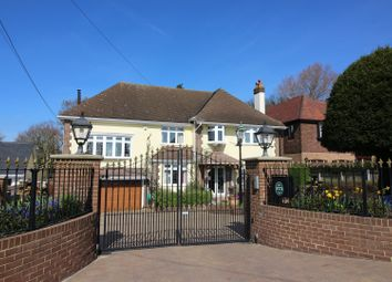 Thumbnail 4 bed detached house for sale in Vicarage Hill, Benfleet