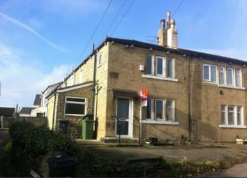Thumbnail 2 bed semi-detached house to rent in Staincliffe Road, Dewsbury, West Yorkshire