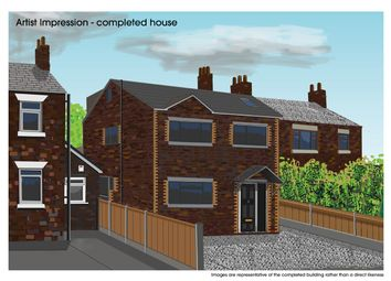 Thumbnail 4 bed detached house for sale in Heath Road, Sandbach