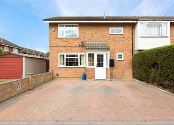 Thumbnail 4 bed end terrace house for sale in Hobart Close, Chelmsford, Essex
