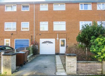 Thumbnail 3 bed town house for sale in Aaron Close, Wilford, Nottingham