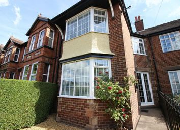 Thumbnail 3 bedroom terraced house for sale in Junction Road, Leek, Staffordshire
