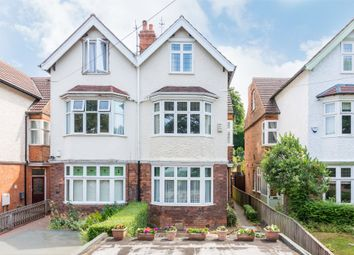 Thumbnail 5 bed semi-detached house for sale in Lucknow Avenue, Mapperley Park, Nottingham
