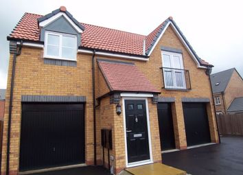 Thumbnail 2 bed flat to rent in Farmers Close, Huthwaite, Sutton-In-Ashfield