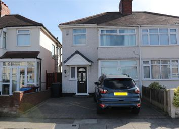 Thumbnail 3 bed semi-detached house for sale in Jeffreys Drive, Huyton, Liverpool