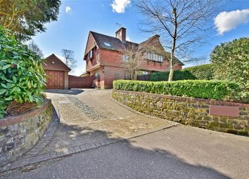 Thumbnail 3 bed semi-detached house for sale in Cuckfield Lane, Warninglid, Haywards Heath, West Sussex
