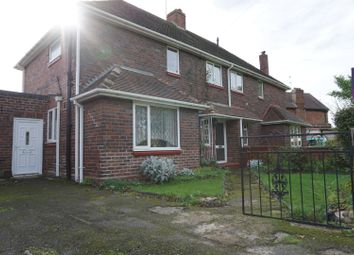 Thumbnail 3 bed semi-detached house for sale in Gould Avenue East, Kidderminster