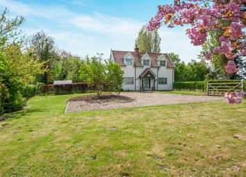 Thumbnail 4 bed detached house for sale in Thetford Road, South Lopham, Diss