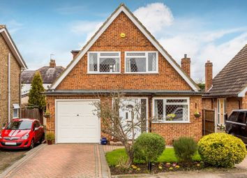Thumbnail 3 bedroom detached house for sale in Headley Close, Chessington