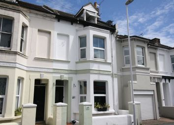Thumbnail 4 bed terraced house for sale in Clifton Road, Worthing