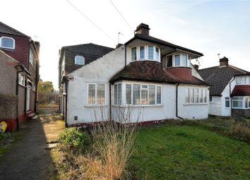 Thumbnail 2 bedroom maisonette for sale in Dartford Road, West Dartford, Kent