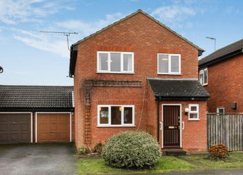 Thumbnail 3 bedroom link-detached house for sale in Moor End, Holyport, Maidenhead