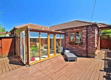 Thumbnail 2 bed detached bungalow for sale in Burton Avenue, Carlton, Nottingham