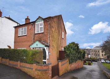 Thumbnail 3 bedroom detached house for sale in High Street, Newhall, Swadlincote