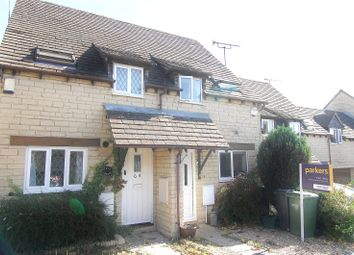 Thumbnail 2 bed terraced house for sale in Freame Close, Chalford, Stroud, Gloucestershire