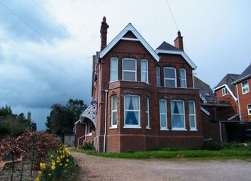 Thumbnail 2 bed flat for sale in 22 Portland Avenue, Exmouth, Devon