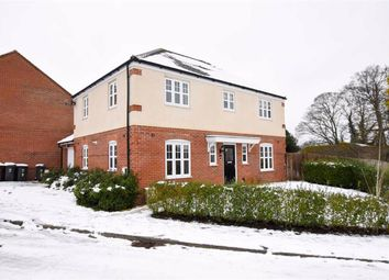 Thumbnail 4 bed detached house for sale in The Drive, Wymington Road, Rushden