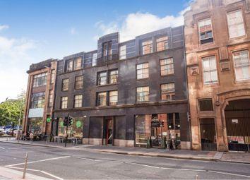 Thumbnail 1 bed flat for sale in 107 Ingram Street, Glasgow