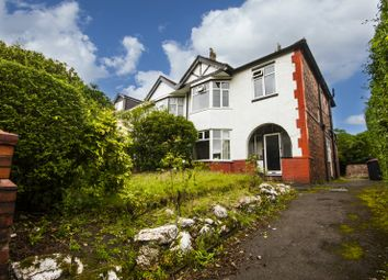 Thumbnail 4 bed semi-detached house for sale in Stanley Road, Salford
