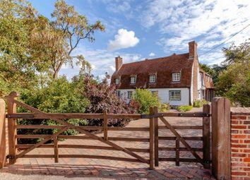 Thumbnail 5 bed detached house for sale in North Street, Tillingham, Southminster
