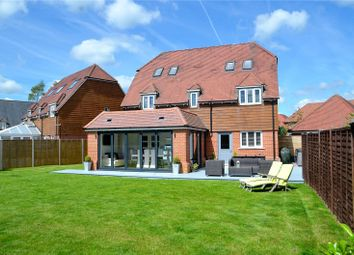 Thumbnail 5 bed detached house for sale in Fallows Road, Padworth, Reading, Berkshire