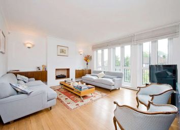 Thumbnail 4 bed flat to rent in St Mary Abbots Terrace, London