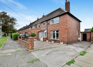 Thumbnail 3 bed terraced house for sale in Cranford Road, Wilmslow